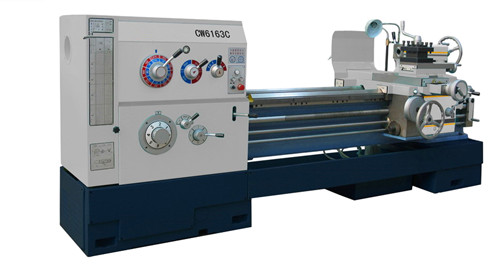CW63 Series Heavy-Duty Lathe Machine